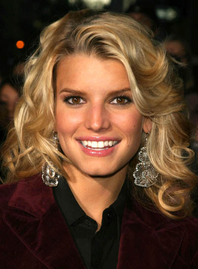 Beauty Home � Celebrity Hairstyles �JESSICA SIMPSON