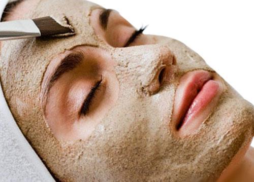 professional facial at home