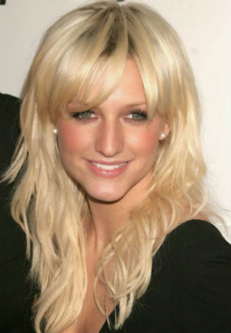 Ashlee simpson - Bridal hairstyle, Hairstyles for girls ...