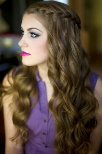 hair curler styles curly hairstyles hair styles hairstyles for 6534