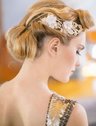 Wedding Hairstyles Wedding Hairstyles For Long Hair Vintage