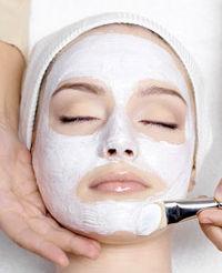 Facial bleaching
