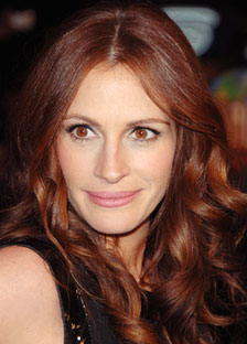 Julia Roberts Red Hair