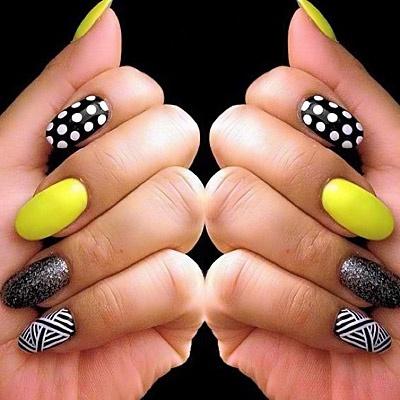 Nail art nail art designs images gallery impressive nail art prinsesfo Image collections