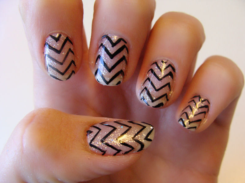 Nail art nail art designs images gallery simple beautiful nail art prinsesfo Gallery