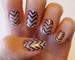 Simple & Beautiful Nail Art