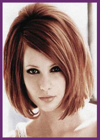 Remarkable Red Hairstyle Medium Hairstyles Hair Highlights Hair Extensions Hairstyles For Women Draintrainus